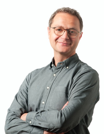 portret van Xavier van Leeuwe
