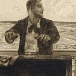 portret van Max