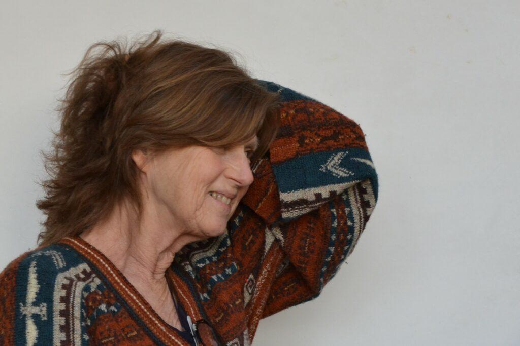 portret van Pauline Mol