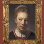 portret van Geertje